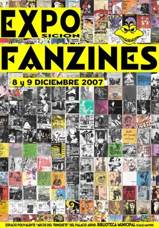 Exposición de Fanzines